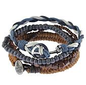 /achat-bracelets/icon-brand-lot-de-5-bracelets-nautilus-combo-marron-bleu-101341.html