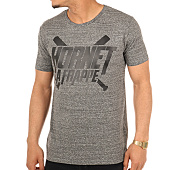 /achat-t-shirts/hornet-la-frappe-tee-shirt-logo-anthracite-chine-103245.html