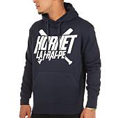 /achat-sweats-capuche/hornet-la-frappe-sweat-capuche-logo-bleu-marine-103312.html