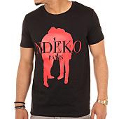 /achat-t-shirts/ndeko-tee-shirt-logo-noir-rouge-103797.html