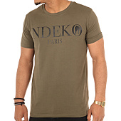 /achat-t-shirts/ndeko-tee-shirt-typo-vert-kaki-103810.html