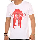 /achat-t-shirts/ndeko-tee-shirt-logo-blanc-rouge-103811.html