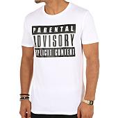 /achat-t-shirts/parental-advisory-tee-shirt-classic-logo-blanc-104065.html