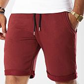 /achat-shorts-jogging/lbo-short-jogging-235-bordeaux-105110.html