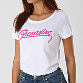 /achat-t-shirts/a2h-tee-shirt-femme-logo-blanc-105233.html