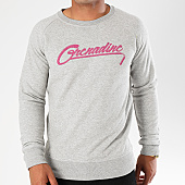 /achat-sweats-col-rond-crewneck/a2h-sweat-crewneck-grenadine-gris-chine-105236.html