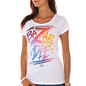 /achat-t-shirts/keblack-tee-shirt-femme-bazardee-blanc-105209.html