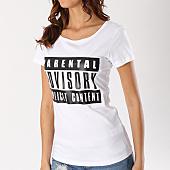 /achat-t-shirts/parental-advisory-tee-shirt-femme-classic-logo-blanc-105465.html