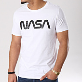 /achat-t-shirts/nasa-tee-shirt-worm-logo-blanc-105600.html
