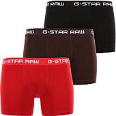 /achat-boxers/g-star-lot-de-3-boxers-d05095-2058-noir-marron-rouge-106349.html