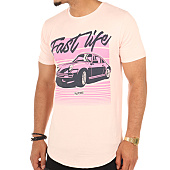 /achat-t-shirts-longs-oversize/thug-n-swag-tee-shirt-oversize-fast-life-rose-pale-107068.html