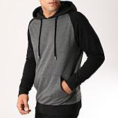 /achat-sweats-capuche/lbo-sweat-capuche-123-raglan-noir-gris-107261.html