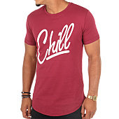 /achat-t-shirts-longs-oversize/luxury-lovers-tee-shirt-oversize-chill-bordeaux-108725.html
