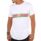 /achat-t-shirts-longs-oversize/luxury-lovers-tee-shirt-oversize-stripes-blanc-108930.html