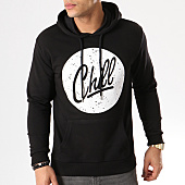/achat-sweats-capuche/luxury-lovers-sweat-capuche-circle-chill-speckle-noir-109137.html