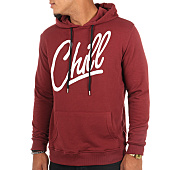 /achat-sweats-capuche/luxury-lovers-sweat-capuche-poche-chill-bordeaux-109145.html