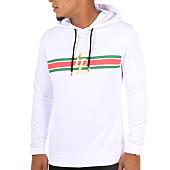 /achat-sweats-capuche/luxury-lovers-sweat-capuche-stripes-blanc-109150.html