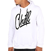/achat-sweats-capuche/luxury-lovers-sweat-capuche-poche-chill-blanc-109194.html