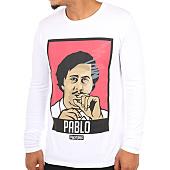 /achat-t-shirts-manches-longues/thug-n-swag-tee-shirt-manches-longues-pablo-blanc-109418.html