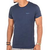 /achat-t-shirts/pepe-jeans-tee-shirt-original-basic-bleu-marine-109609.html