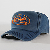 /achat-casquettes-de-baseball/von-dutch-casquette-acasbob-bleu-marine-110084.html
