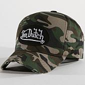 /achat-casquettes-de-baseball/von-dutch-casquette-acascam-vert-kaki-camouflage-110086.html