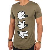 /achat-t-shirts-longs-oversize/thug-n-swag-tee-shirt-oversize-game-vert-kaki-110338.html