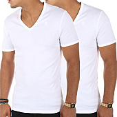 /achat-t-shirts/g-star-lot-de-2-tee-shirts-v-neck-d07207-124-blanc-110910.html