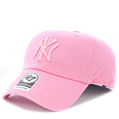 /achat-casquettes-de-baseball/47-brand-casquette-47-clean-up-new-york-yankees-rose-111363.html