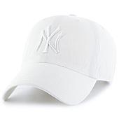 /achat-casquettes-de-baseball/47-brand-casquette-47-clean-up-new-york-yankees-blanc-111370.html