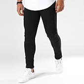 /achat-jeans/john-h-jean-slim-dechire-a1518-noir-82637.html