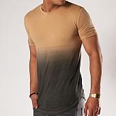 /achat-t-shirts-longs-oversize/lbo-tee-shirt-oversize-102-camel-degrade-noir-95817.html