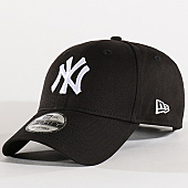 /achat-casquettes-de-baseball/new-era-casquette-baseball-9forty-league-basic-new-york-yankees-noir-blanc-72682.html