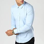/achat-chemises-manches-longues/lbo-chemise-manches-longues-slim-fit-294-bleu-clair-112277.html