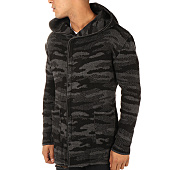 /achat-cardigans-gilets/ikao-cardigan-zippe-capuche-f3463-gris-anthracite--camouflage-112739.html