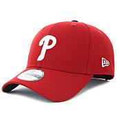 /achat-casquettes-de-baseball/new-era-casquette-the-league-philadelphia-phillies-rouge-113246.html