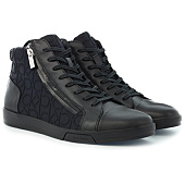 /achat-baskets-montantes/calvin-klein-baskets-berke-brush-leather-ck-embossed-neoprene-black-113779.html