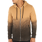 /achat-sweats-zippes-capuche/project-x-sweat-zippe-capuche-88172281-camel-noir-116039.html