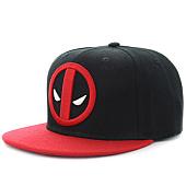 /achat-snapbacks/deadpool-casquette-snapback-logo-noir-rouge-116871.html