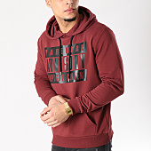 /achat-sweats-capuche/parental-advisory-sweat-capuche-classic-logo-bordeaux-118889.html