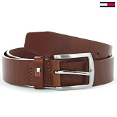 /achat-ceintures/tommy-hilfiger-denim-ceinture-new-denton-marron-119044.html