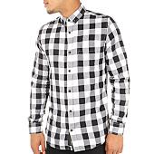 /achat-chemises-manches-longues/produkt-chemise-manches-longues-dek-graham-noir-blanc-119214.html