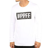 /achat-t-shirts-manches-longues/jarod-tee-shirt-manches-longues-ppff-blanc-119459.html