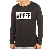 /achat-t-shirts-manches-longues/jarod-tee-shirt-manches-longues-ppff-noir-119460.html