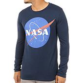 /achat-t-shirts-manches-longues/nasa-tee-shirt-manches-longues-insignia-front-bleu-marine-119694.html