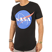 /achat-t-shirts-longs-oversize/nasa-tee-shirt-oversize-insignia-front-noir-119701.html