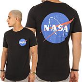 /achat-t-shirts-longs-oversize/nasa-tee-shirt-oversize-insignia-noir-120499.html