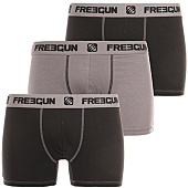 /achat-boxers/freegun-lot-de-3-boxers-bi-stretch-noir-gris-anthracite-121359.html