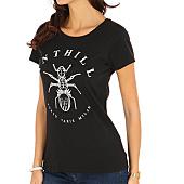 /achat-t-shirts/anthill-tee-shirt-femme-logo-noir-121652.html