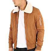 /achat-bombers/frilivin-bomber-suedine-col-mouton-d005-camel-122599.html